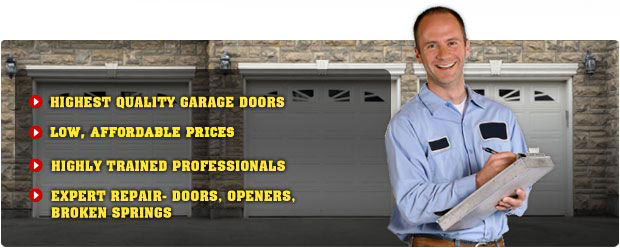 Omaha Overhead Garage Door Repair