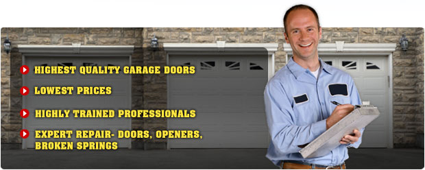 Fort Calhoun Garage Door Repair